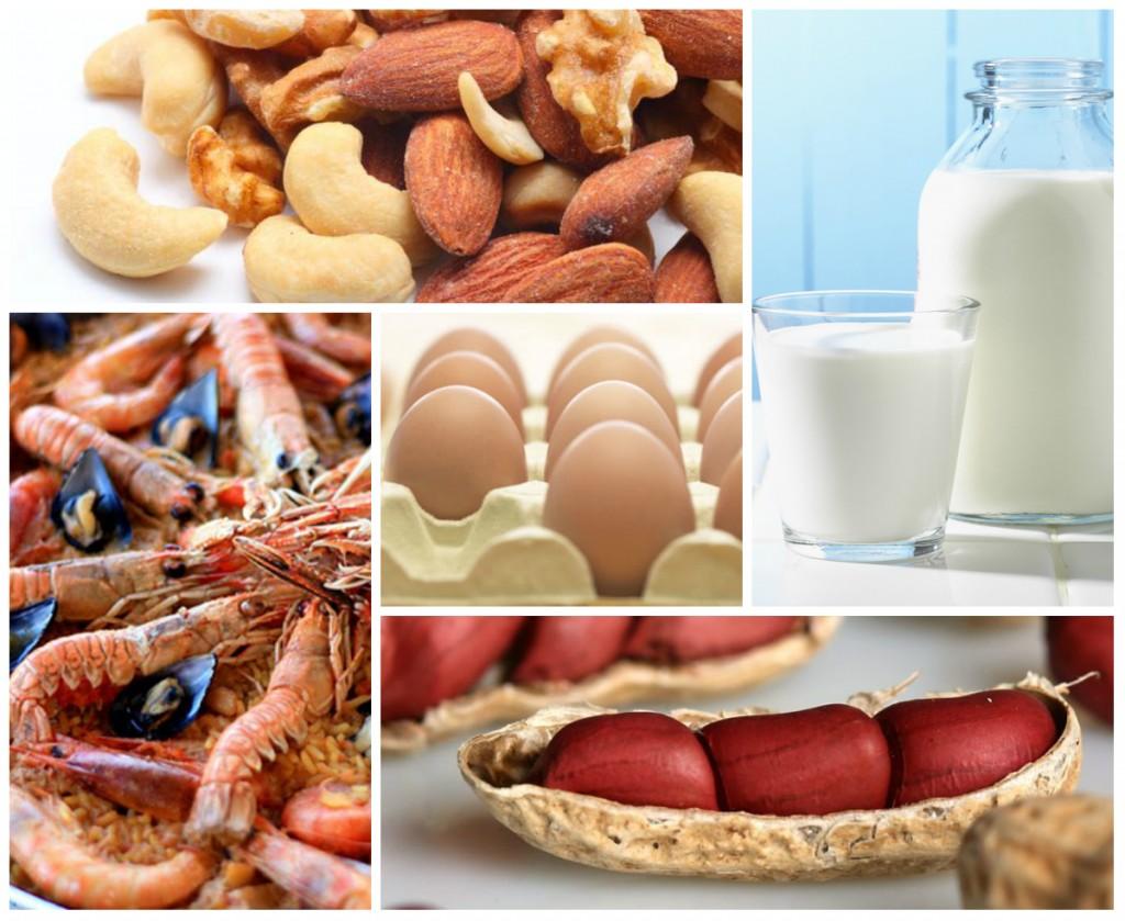 a diferença entre intolerância e alergia alimentar
