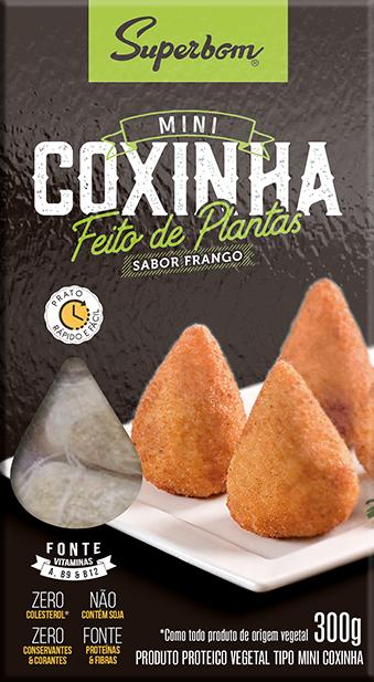 Coxinha Vegan